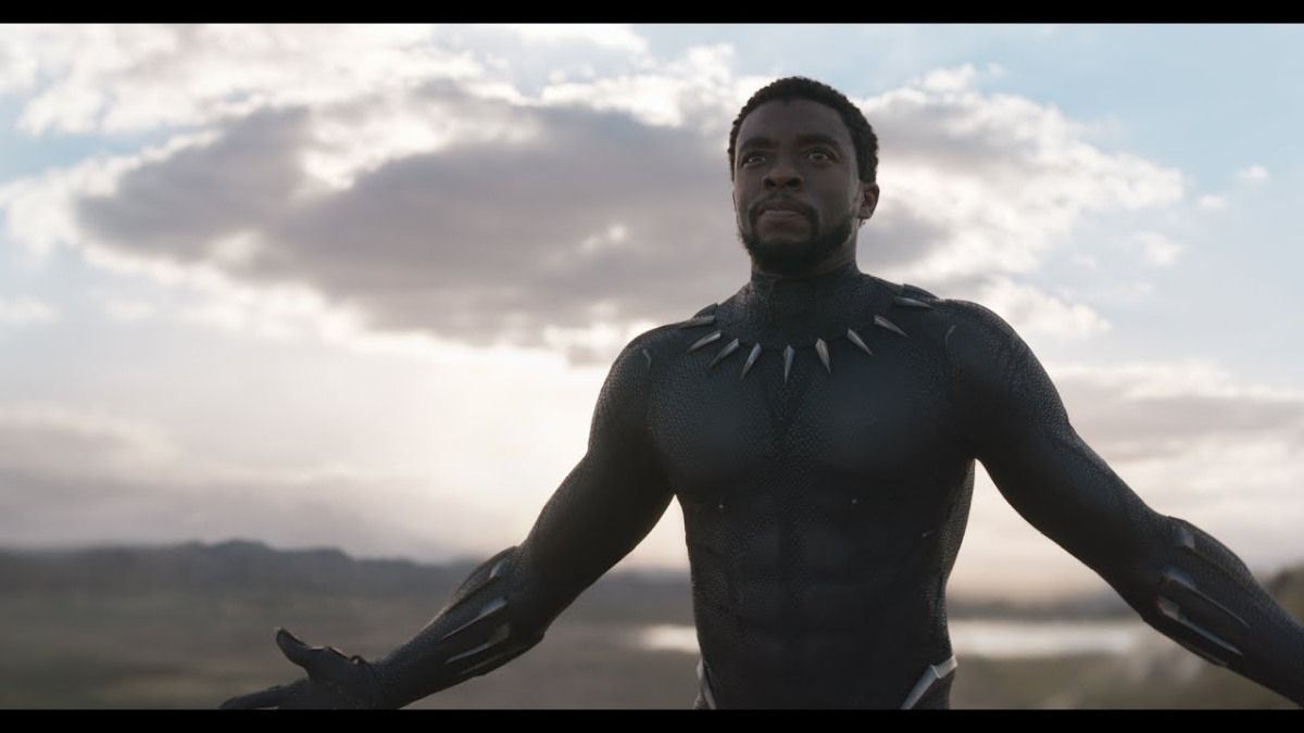 The New Black Panther Trailer Dropped and It's The Best Thing About Monday